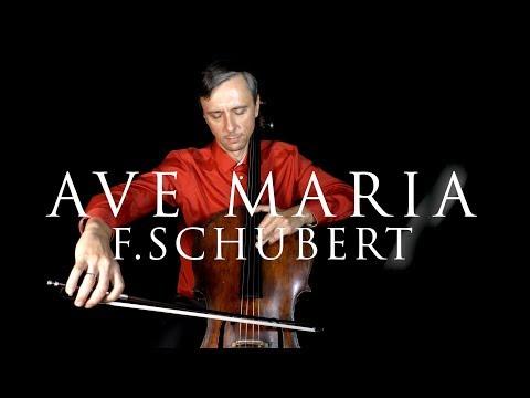 F.Schubert Ave Maria Cello Solo version