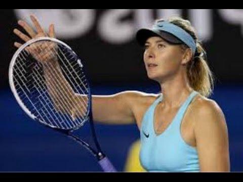(2014) Maria Sharapova Big win over Simona Halep - Final Highlights - WTA