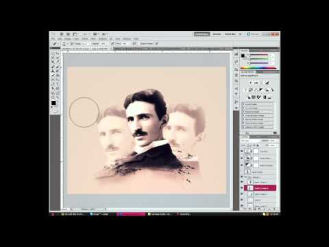 Tesla | Speed Art