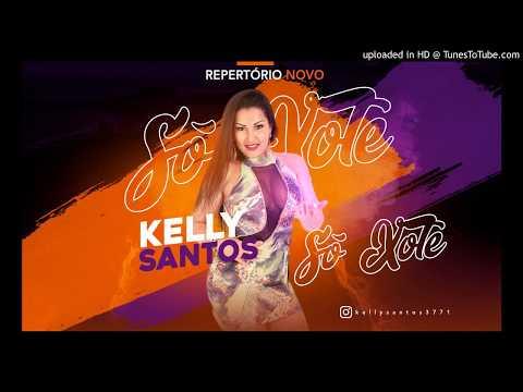 Kelly Santos-So No Xote Cd Promocional