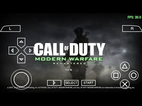 Download Call Of Duty Modern Warfare In Android