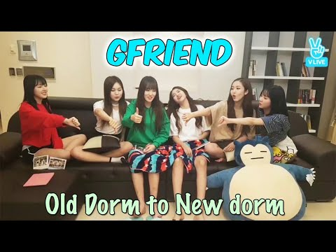Gfriend - Old Dorm To New Dorm
