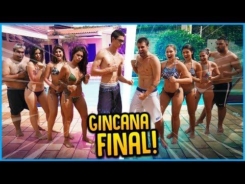 5 VS 5: GINCANA FINAL MAIS DIFÍCIL!! [ REZENDE EVIL ]