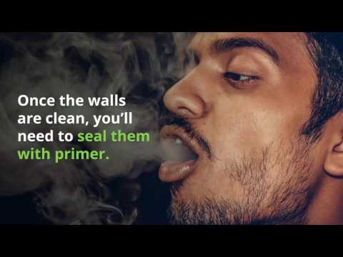 How to Get Rid of Tobacco Stench in Your New Home