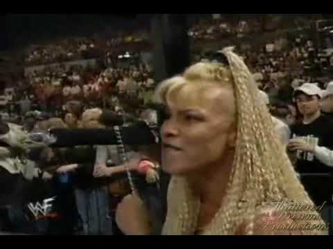 WWF Raw: The Artist Formerly Known As Goldust Vs. Marc Mero (March 9, 1998)