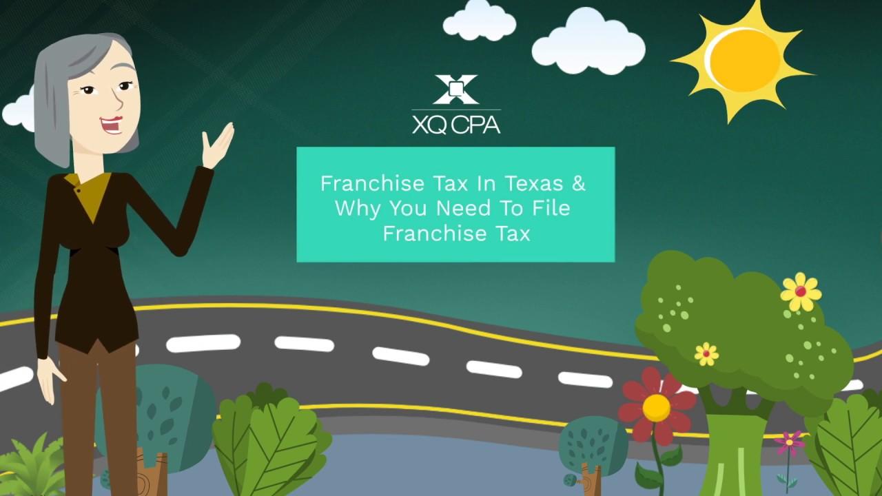 Texas Franchise Tax Due June 15!