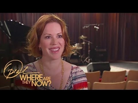 The Truth About Molly Ringwald's Teenage Years | Where Are They Now | Oprah Winfrey Network
