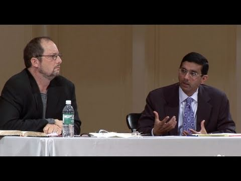 Theodicy, God and Suffering - A debate between Dinesh D'Souza and Bart Ehrman