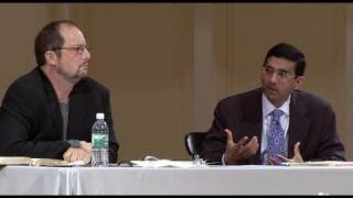Theodicy, God and Suffering - A debate between Dinesh D