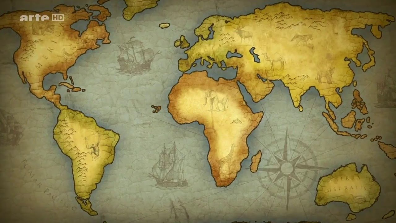Fabuleux Tour du monde de Magellan - YouTube DM94