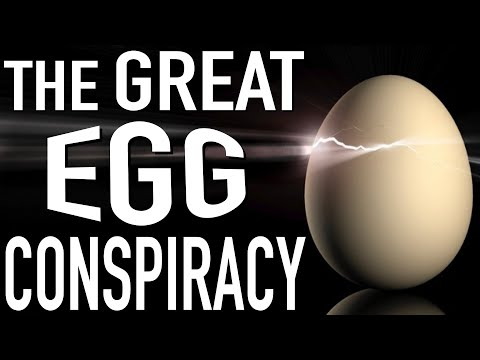 The GREAT EGG CONSPIRACY: Lies, Corruption & Kevin Bacon
