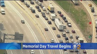 More than 41.5 million Americans will be traveling during the Memor...
