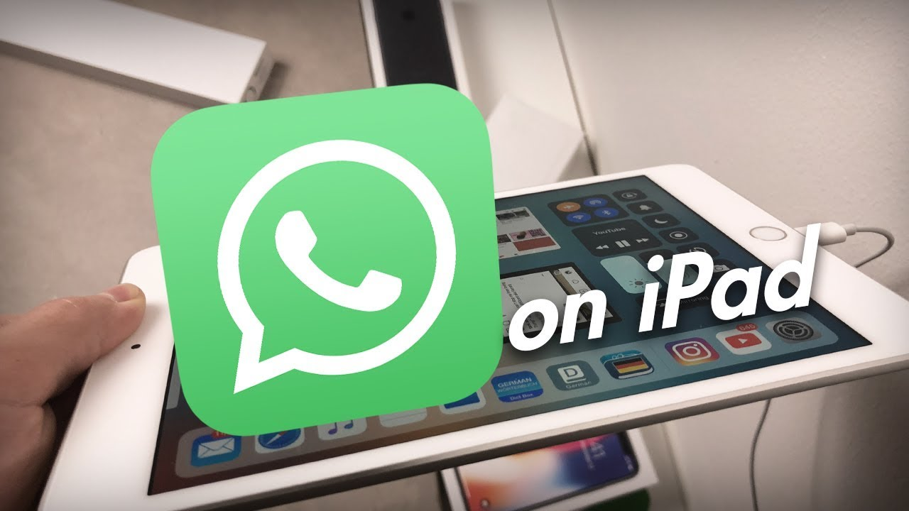 Can i use whatsapp on ipad without sim card