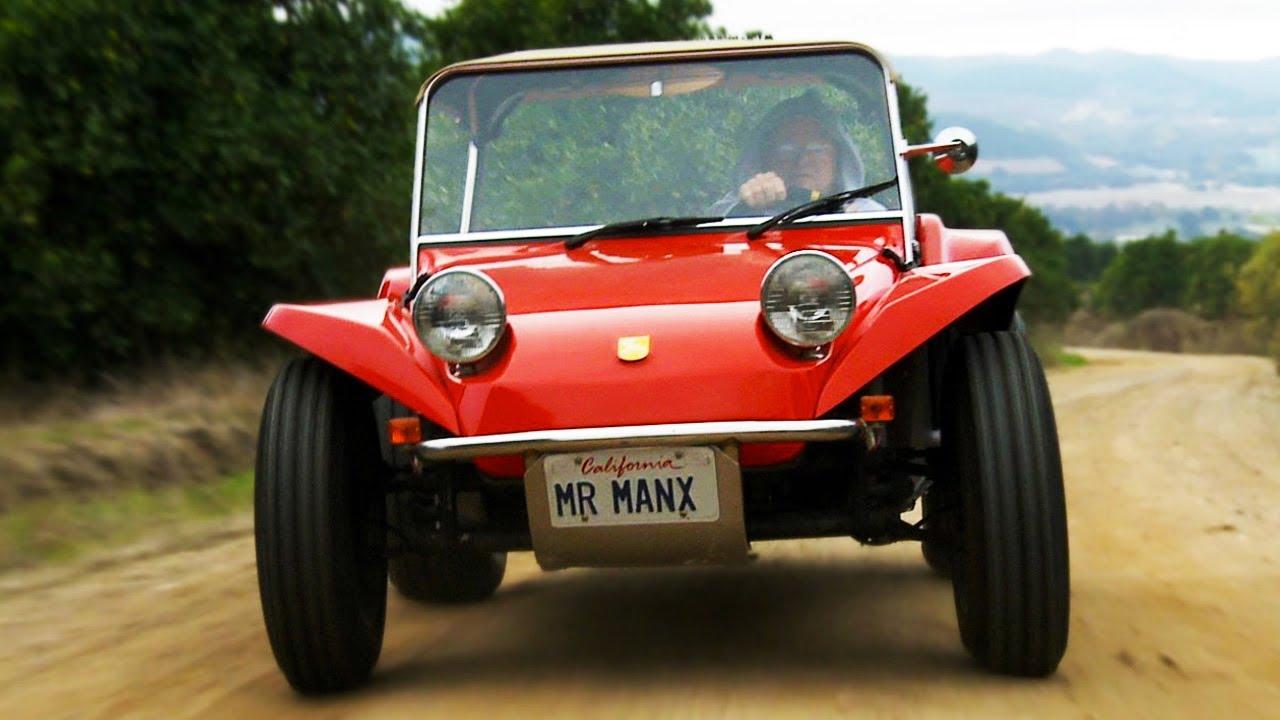 Vw Dune Buggy >> Meyers Manx! World's First Fiberglass Dune Buggy - HOT ROD ...