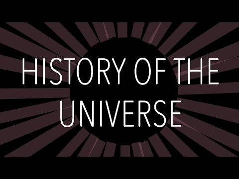 A Split-Second History of the Universe
