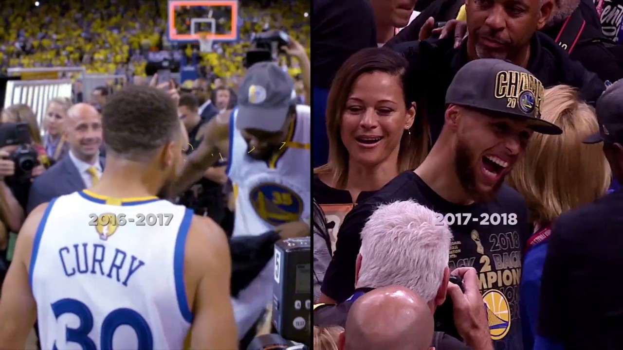 Side-by-Side: Back-to-Back Champs