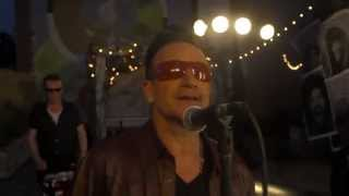 ONE presents - U2 - Sunday Bloody Sunday - 2013