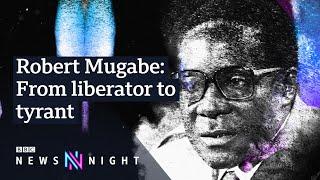 Robert Mugabe, Zimbabwe's ex-president, dies - BBC Newsnight