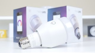 LIFX Original Wi-Fi LED Smart Bulb Review