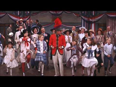 Wells Fargo Wagon in Music man 1962