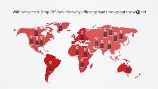 DriveSavers Data Recovery Drop-off Locations