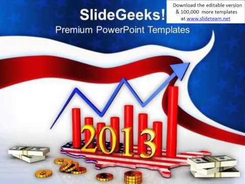 business growth year americana powerpoint templates ppt backgrounds for slides 1212