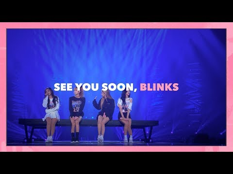 BLACKPINK  - 2019 PRIVATE STAGE [Chapter 1] PROMOTION VIDEO