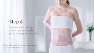 How to use Latoja body slimming cream