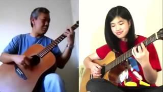 Bản Tình Cuối Không Nhau - Thi Hạnh - Virginia Nguyễn - Guitar