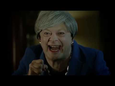 Andy Serkis - GOLLUM - Prime Minister May