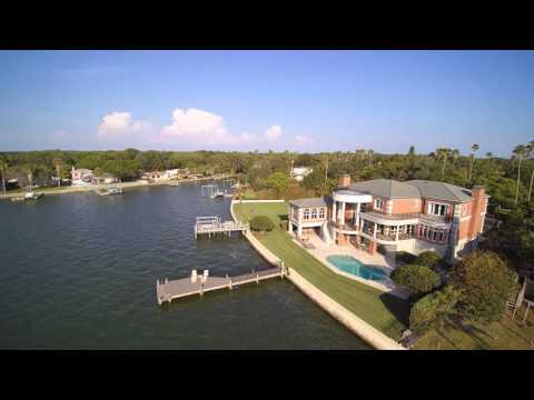 Dunedin Florida/Waterfront Homes Florida/Drone