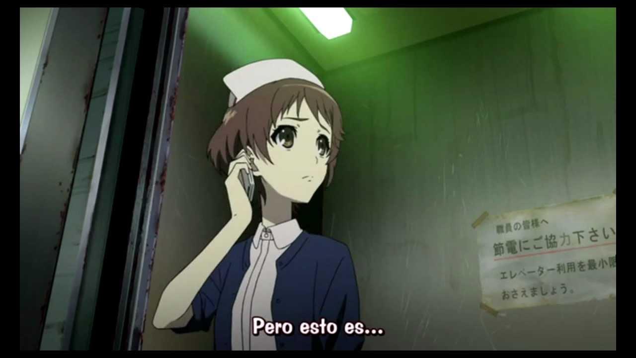 Another anime death ecena hd