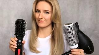 Modelowanie włosów ( lokówko-suszarka )