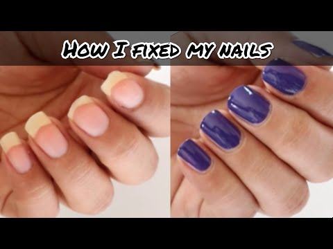 Manicure at Home - Salon Style || How to Shape Nails Perfectly With Cutter & Filer