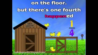 Fractions 2nd / 3rd Grade - Down On the Farm