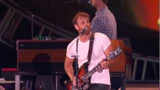 The Black Keys   Gold On The Ceiling Lonely Boy Live In New York 2012 DVD