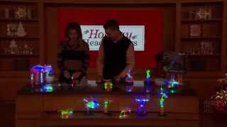 Laser Pegs Sci-fi 20-in-1 Light-up Building Set With Stacey Stauffer