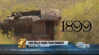 1899: The great Wells Fargo bank robbery