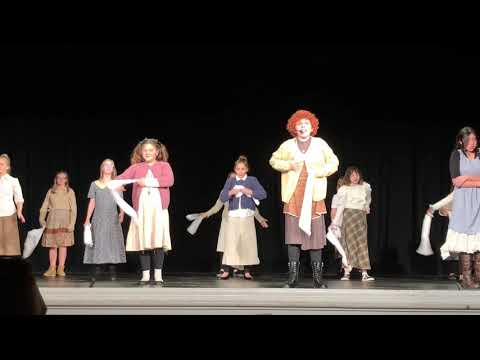 Smith Cotton Junior High School's Annie Jr November 9, 2018