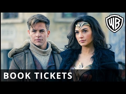 Wonder Woman - Book Tickets - Warner Bros. UK