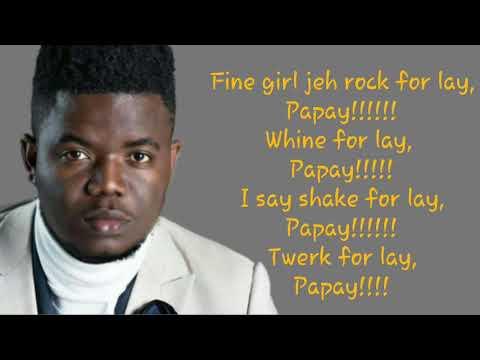 CIC - Big Papa (Lyrics Video) mp4.