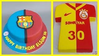 🔴 спортивные торты | футбольный торт |украшение торта| спортивные торты из мастики|