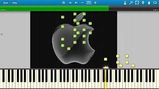 My second iphone marimba remix on synthesia. enjoy!