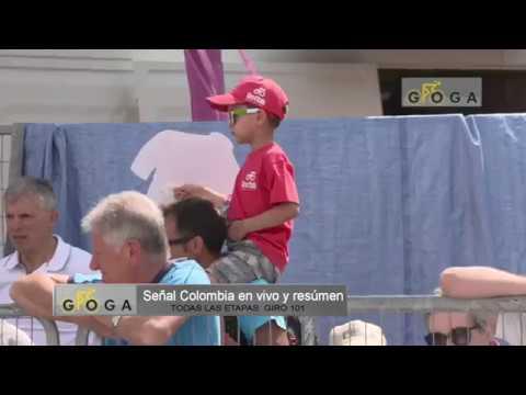 VIDEO REPORTE etapa 13 Giro 2018