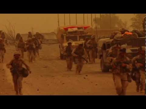 Combat Footage Of Operation Iraqi Freedom - Exact Location And Date Unknown - USMC