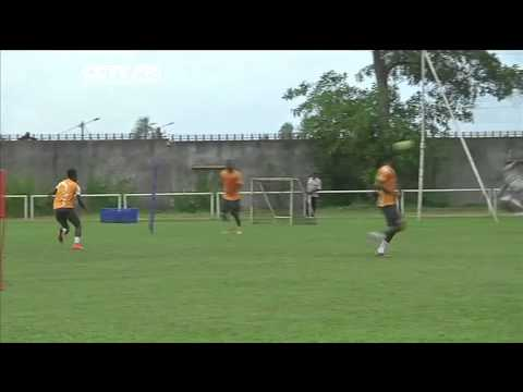 Elephants Look to Show Their Might In Abidjan Against DRC