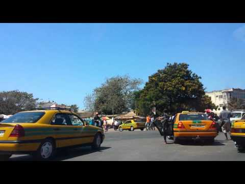 A drive-bye tour of Gambia, West Africa 2016
