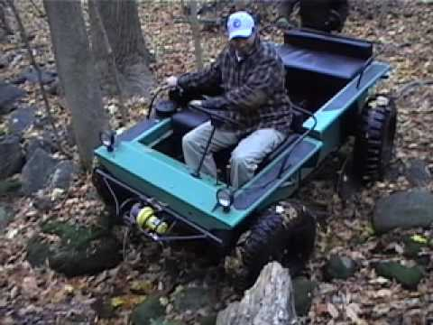 Coot ATV Does IT ALL!!!