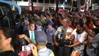 El Tri llega a su cuartel general en Brasil