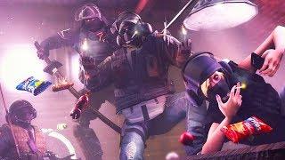 Rainbow Six Siege - Random Moments #49 (Blitz Beef, Twerk Terrorists!)
